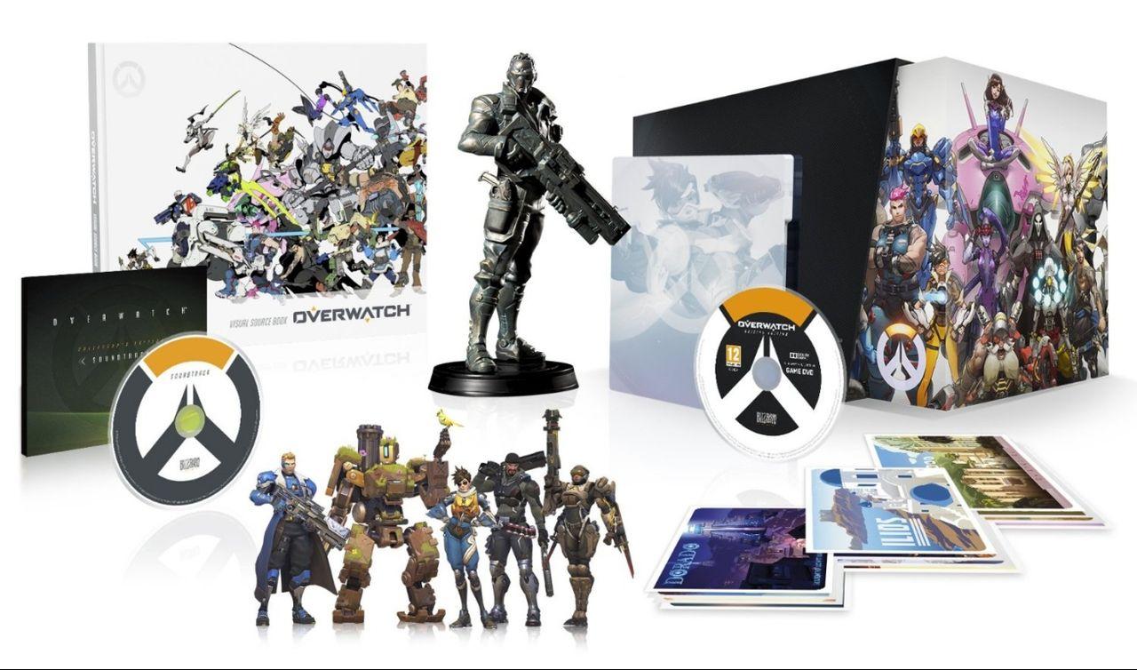 Коллекционное издание Overwatch Collector's Edition