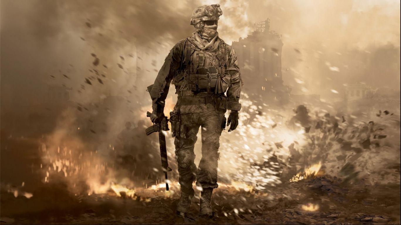 Игры похожие на Call of Duty