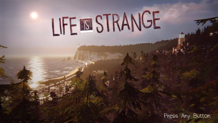 Всё страньше и страньше — игры, похожие на Life is Strange!