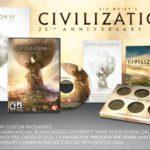 Юбилейное издание Civilization VI 25 лет серии
