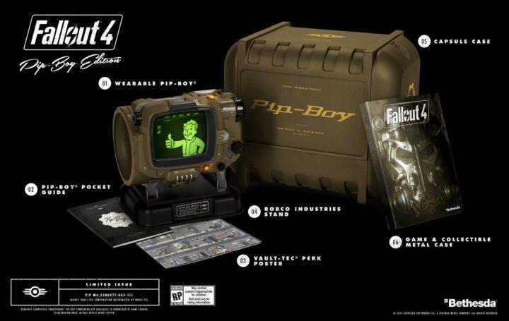 Fallout 4 & коллекционные издания