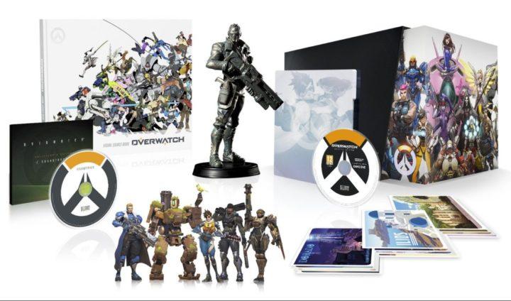 Overwatch & коллекционные издания