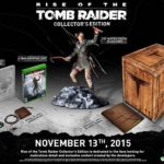 Коллекционное издание Rise of the Tomb Raider Collector's Edition