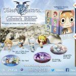 Коллекционные издания Tales of Zestiria Collector's Edition (EU)