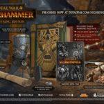 Коллекционное издание Warhammer High King Edition