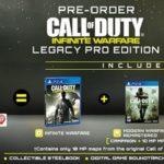 Коллекционное издание Call of Duty Infinite Warfare Legacy Pro Edition