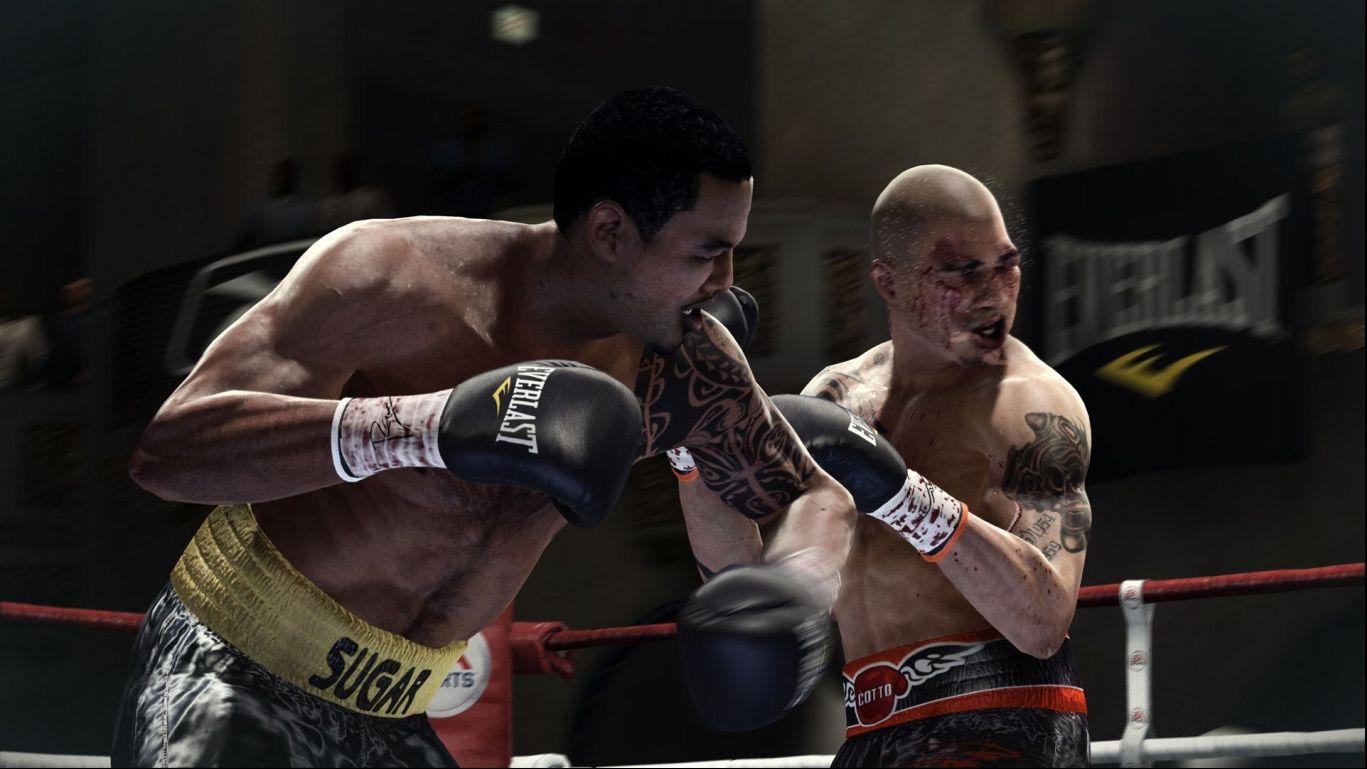 Лучшие игры про бокс на ПК и консолях
