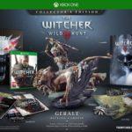 Коллекционное издание The Witcher 3 Wild Hunt Collector's Edition