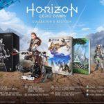 Коллекционное издание Horizon Zero Dawn Collector's Edition