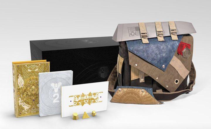 Destiny 2 & коллекционные издания