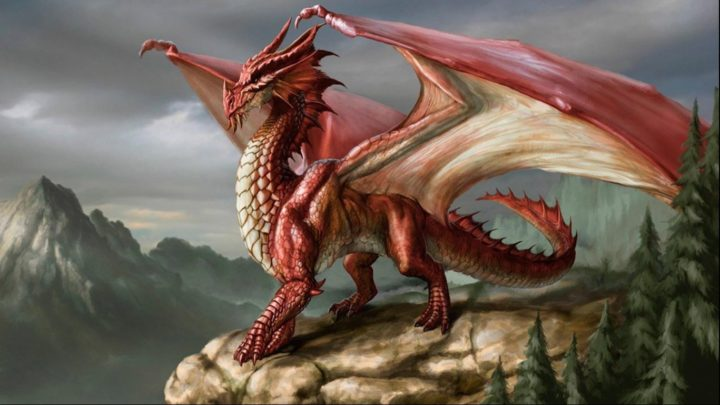 В логове змея — лучшие игры про драконов!