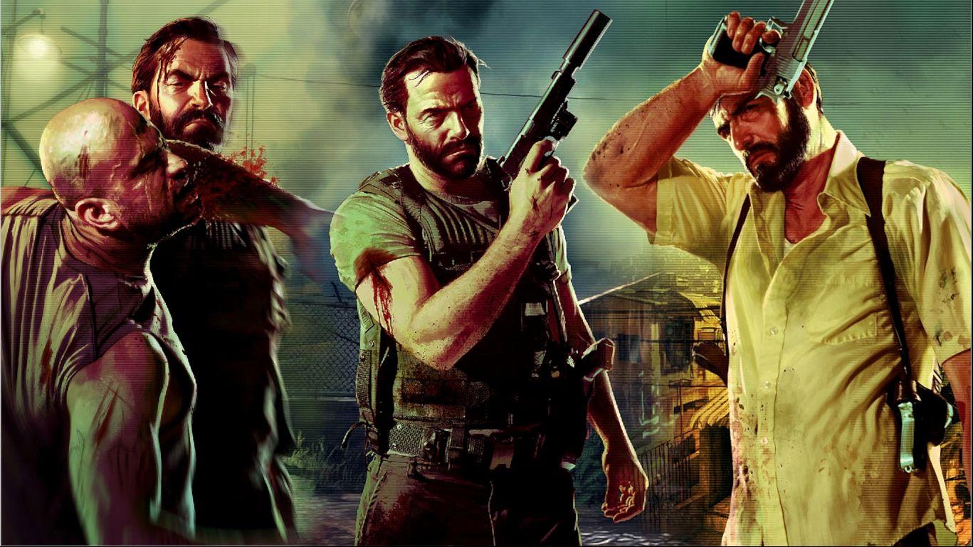 Max Payne - похожие игры