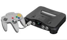 Nintendo 64 & лучшие игры-эксклюзивы