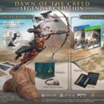 Assassin's Creed Origins Dawn of the Creed Legendary Collector's Edition
