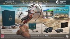 Assassin's Creed Origins & коллекционные издания