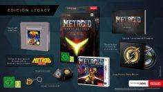 Metroid Samus Returns & коллекционные издания