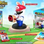 Коллекционное издание Mario + Rabbids Kingdom BattleCollector's Edition
