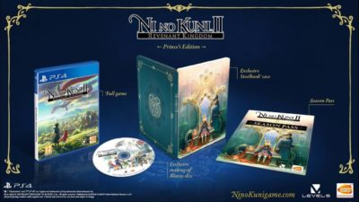 Ni no Kuni II Prince's Edition