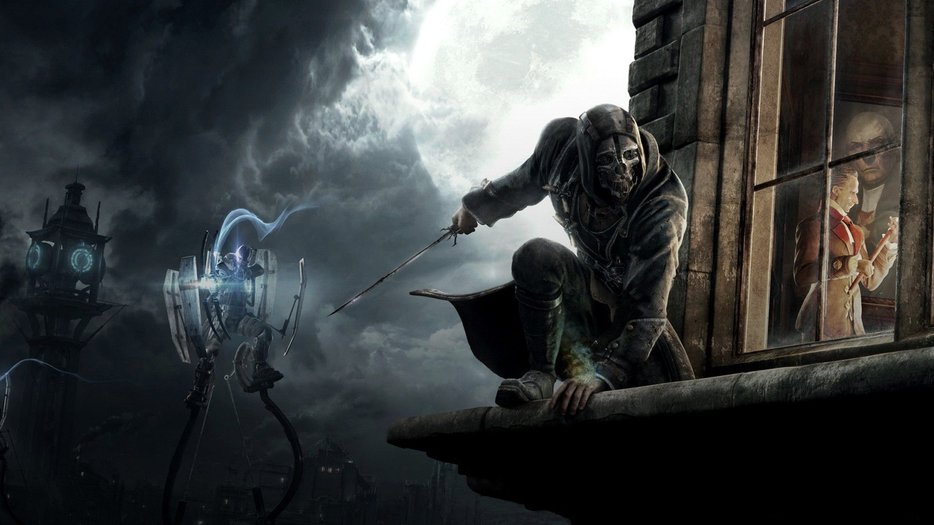 Игры, похожие на Dishonored на ПК и консолях!