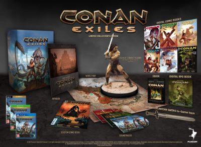 Коллекционное издание Conan Exiles