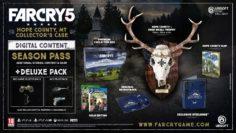 Far Cry 5 & коллекционные издания
