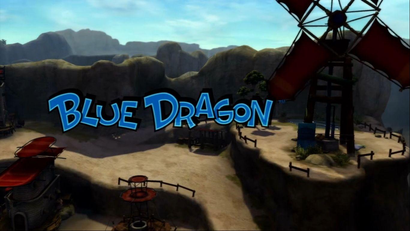 Blue Dragon - обзор игры