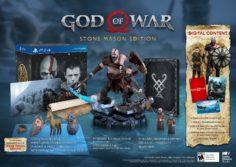 God of War & коллекционные издания