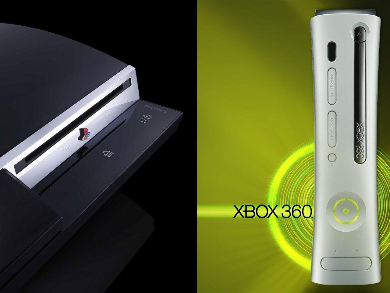 Что лучше Xbox 360 или PS3?