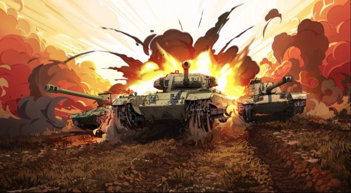 Танки грязи не боятся — лучшие игры про танки!