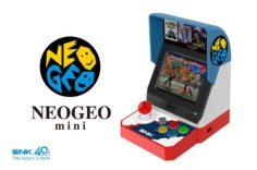 Родом из детства — Neo Geo Mini