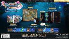 Dragon Quest XI & коллекционное издание