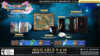 Коллекционное издание Dragon Quest XI: Echoes of an Elusive Age