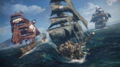 Чёрные паруса — лучшие игры про пиратов!