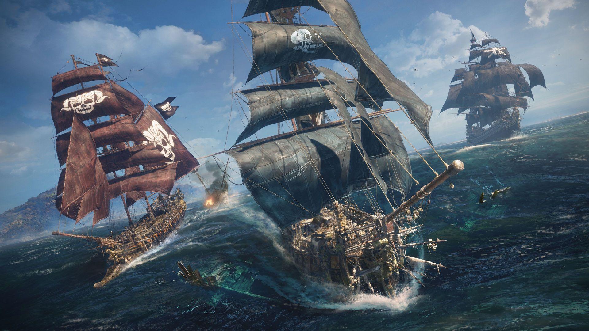 Лучшие игры про пиратов на ПК и консолях