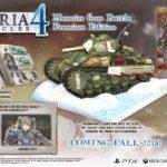 Коллекционное издание Valkyria Chronicles 4 Memoirs from Battle Edition