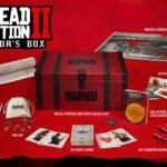 Коллекционное издание Red Dead Redemption 2 Collector's Box