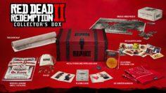 Red Dead Redemption 2 & коллекционные издания