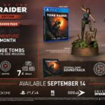 Коллекционное издание Shadow of the Tomb Raider Ultimate Edition