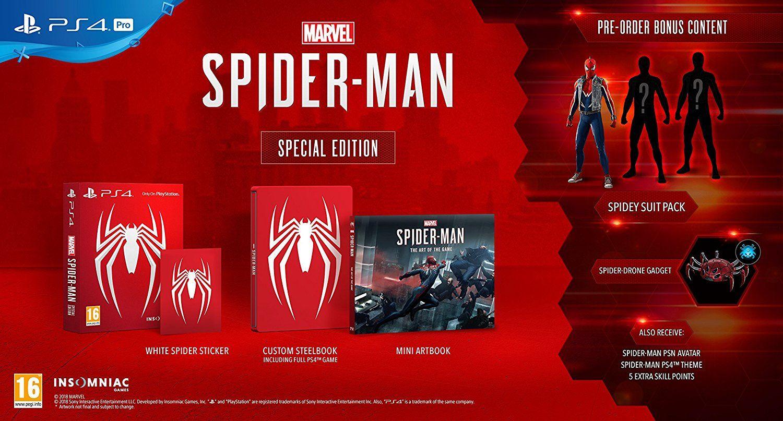Специальное издание Человек-паук (2018)