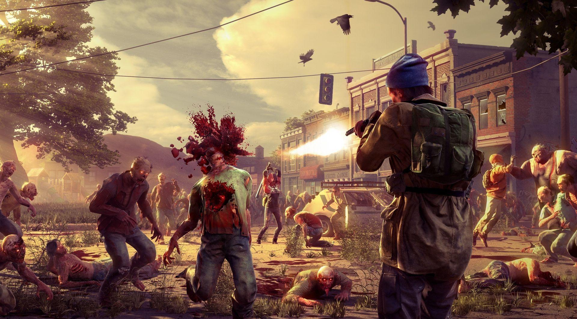Игры, похожие на State of Decay