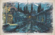 Библиотека Скайрима в 3-х томах