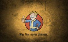 Война никогда не меняется — ретроспектива серии игр Fallout!