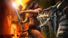 Хайборийская эра — игры про Конана-варвара!