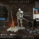 Коллекционное издание Dark Souls Trilogy Collector's Edition