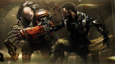 Игры, в которых у героев протезы вместо рук!