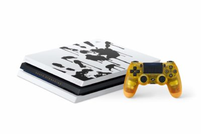 Death Stranding PS4 Pro Limited Edition