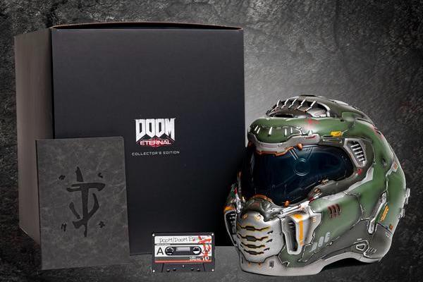 Коллекционные издания Doom Eternal