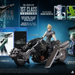 Коллекционное издание Final Fantasy VII Remake 1st Class Edition