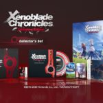 Коллекционное издание Xenoblade Chronicles Definitive Edition Collector's Set