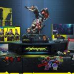 Коллекционное издание Cyberpunk 2077 Collector's Edition